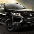 Pajero Sport Rockford Black Edition